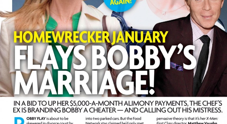 Star Magazine Interviews Kelly Chang Rickert about Flay/March Divorce