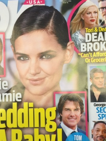 Kelly Chang Rickert Quoted in OK! Magazine on Potential George and Amal Split!!!