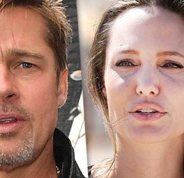Brad and Angie's Custody Battle -It's ON!