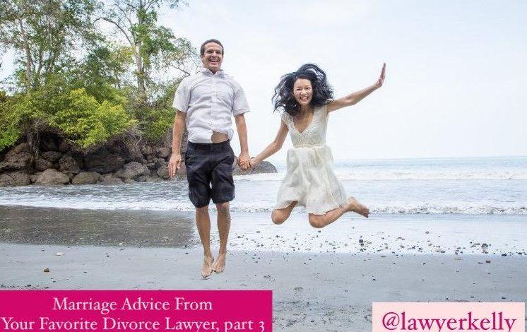 divorce lawyer marriage advice part 3