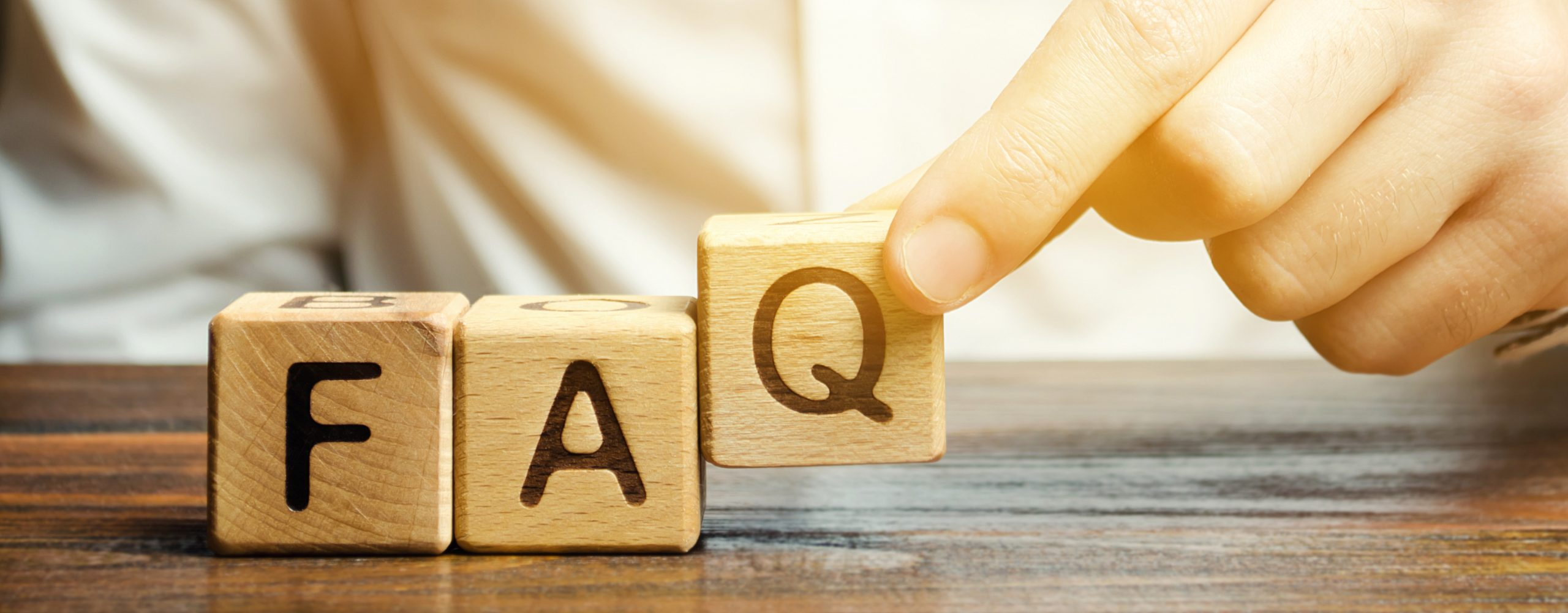 Frequently Asked Questions About Family Law