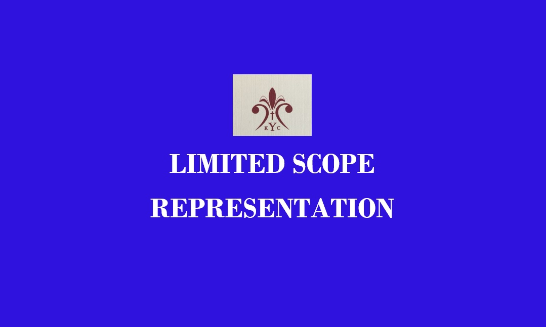 Limited Scope