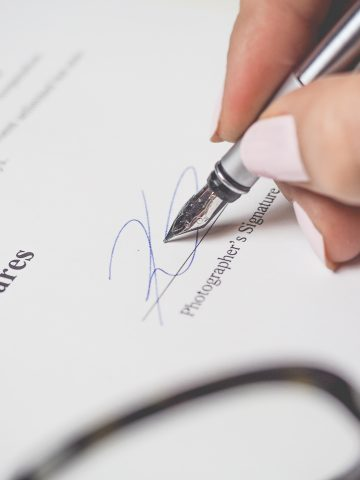 Notaries and Prenuptial Agreements
