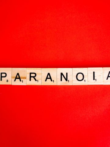 Paranoia and Divorce